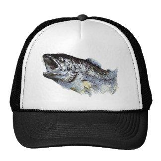 Ferocious Teeth Mesh Hat