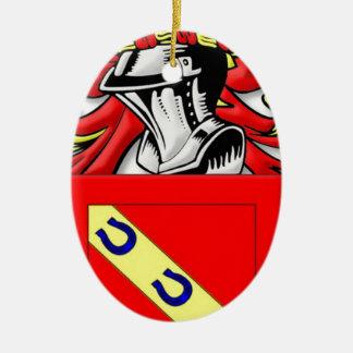 Ferrara Coat of Arms Christmas Tree Ornaments