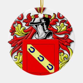 Ferrara Coat of Arms Ornaments