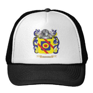 Ferrera Coat of Arms Trucker Hats