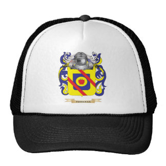 Ferreras Coat of Arms Mesh Hats