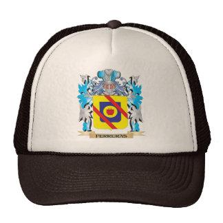 Ferreras Coat of Arms - Family Crest Mesh Hat