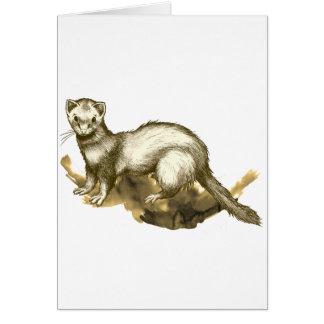 Ferret カード