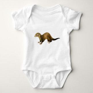 FERRET BABY BODYSUIT