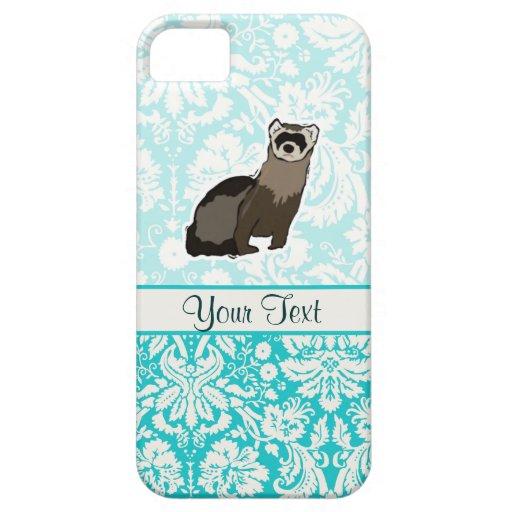 Ferret; Cute iPhone 5 Case