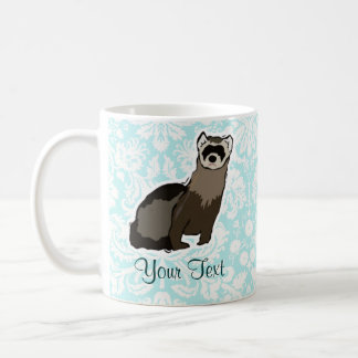 Ferret; Cute Coffee Mug