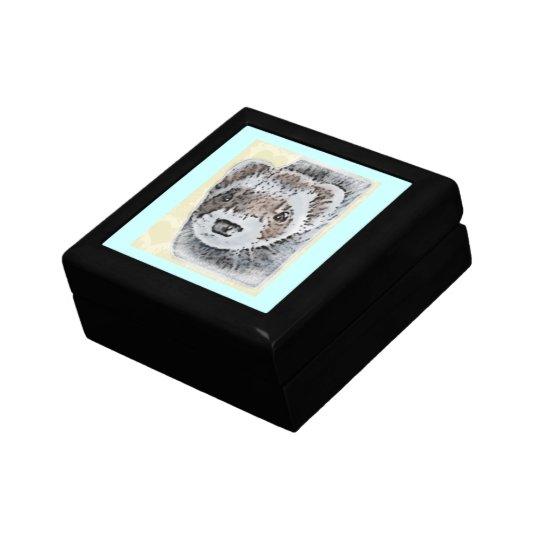 Ferret Cute Picture Gift Box