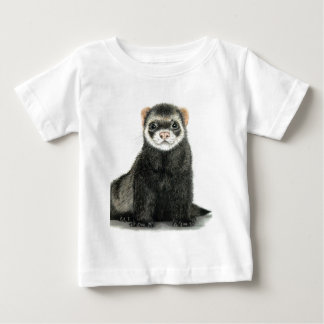 Ferret fun! baby T-Shirt