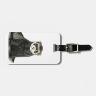 Ferret fun! luggage tag