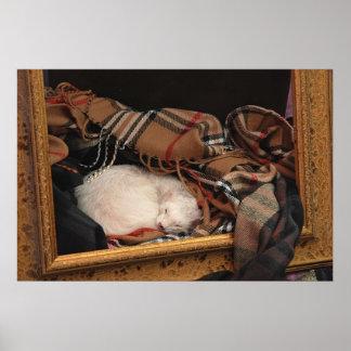 Ferret in October - Fine Art Print -