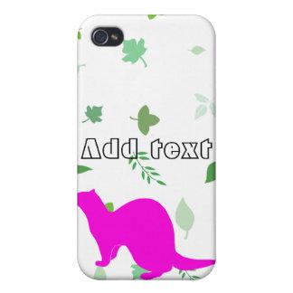 Ferret . iPad , iPhone Cases Cases For iPhone 4