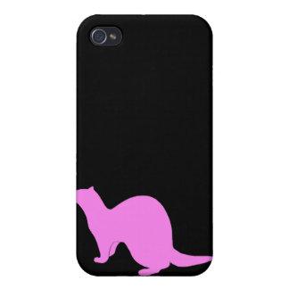 Ferret . iPad , iPhone Cases iPhone 4 Covers