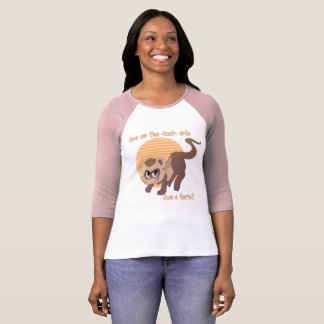 Ferret Lovers Live on the Dookside T-Shirt