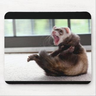 ferret mouse mat