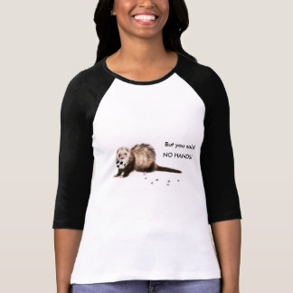 Ferret soccar T-shirt