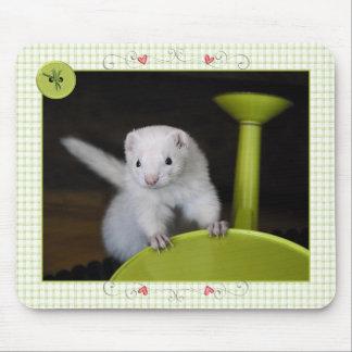 Ferret Spring - MousePad