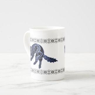 Ferret Trybe: War Dance! Bone China Mug