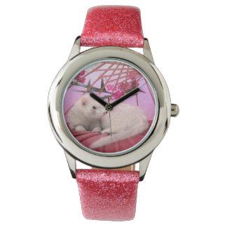 Ferret watch