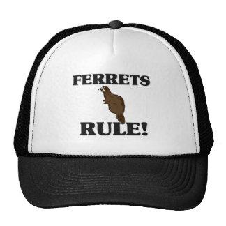 FERRETS Rule! Cap