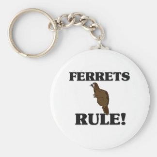 FERRETS Rule! Key Ring