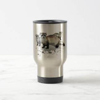 Ferrets Travel Mug