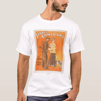 "Ferris Comedians ""Pacemakers at Popular Prices"" T-Shirt"