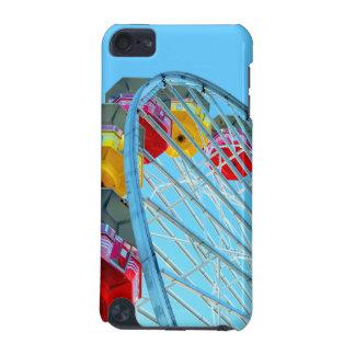 Ferris Wheel at Santa Monica Pier, California iPod Touch (5th Generation) Case