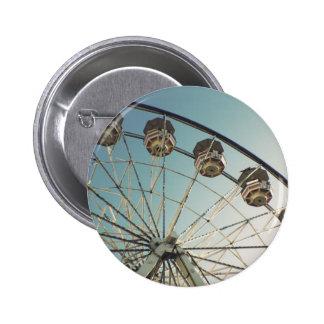 Ferris Wheel 6 Cm Round Badge