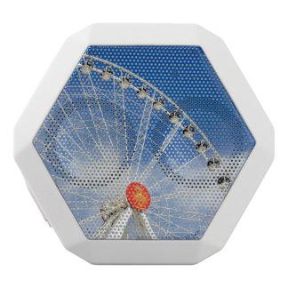 Ferris wheel white boombot rex bluetooth speaker