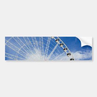 Ferris wheel bumper stickers