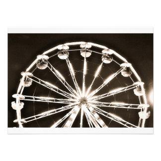 Ferris Wheel Invite