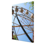 Ferris Wheel on Canvas Gallery Wrapped Canvas