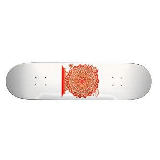 Ferris_Wheel Skateboard Deck
