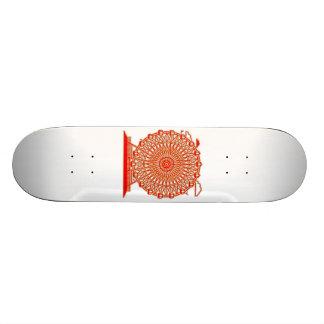 Ferris_Wheel Custom Skateboard