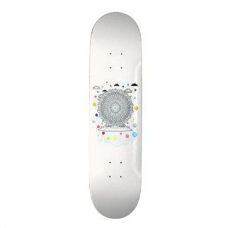 Ferris_Wheel Skate Decks