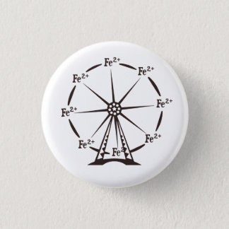 Ferrous Ferris Wheel 3 Cm Round Badge