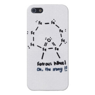 Ferrous Wheel iPhone 5 Case