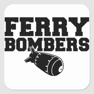 Ferry Bombers Stickers