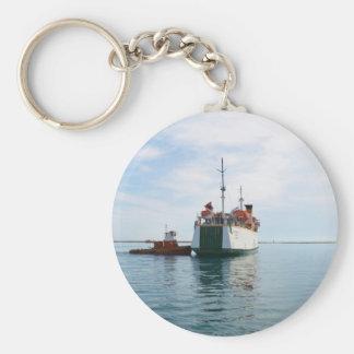Ferry Bozcaada Keychains