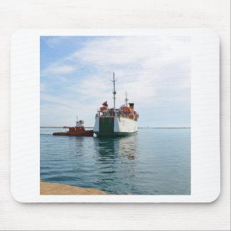 Ferry Bozcaada Mouse Pad
