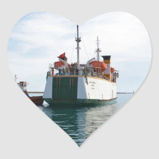 Ferry Bozcaada Stickers