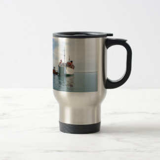 Ferry Bozcaada Travel Mug