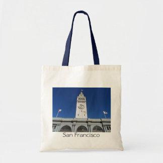 Ferry Building- San Francisco Budget Tote Bag