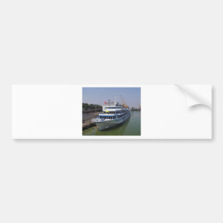 Ferry In Odessa Bumper Stickers