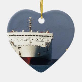 Ferry Kriti I. Ceramic Heart Decoration