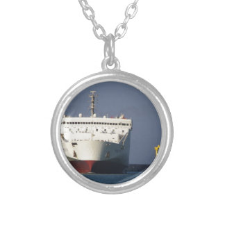 Ferry Kriti I. Silver Plated Necklace