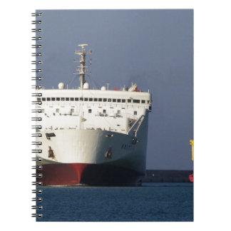 Ferry Kriti I. Spiral Note Book