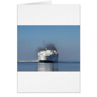 Ferry Lissos Card