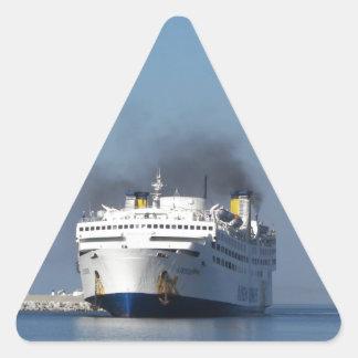 Ferry Lissos Sticker