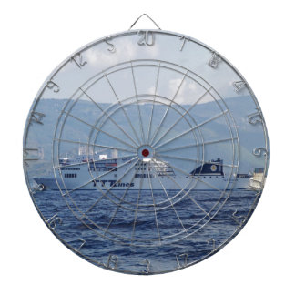 Ferry Partenope Dart Board